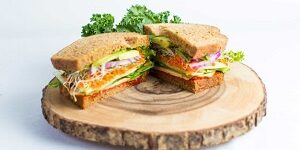 Deli Sandwich or Wrap, create your own.